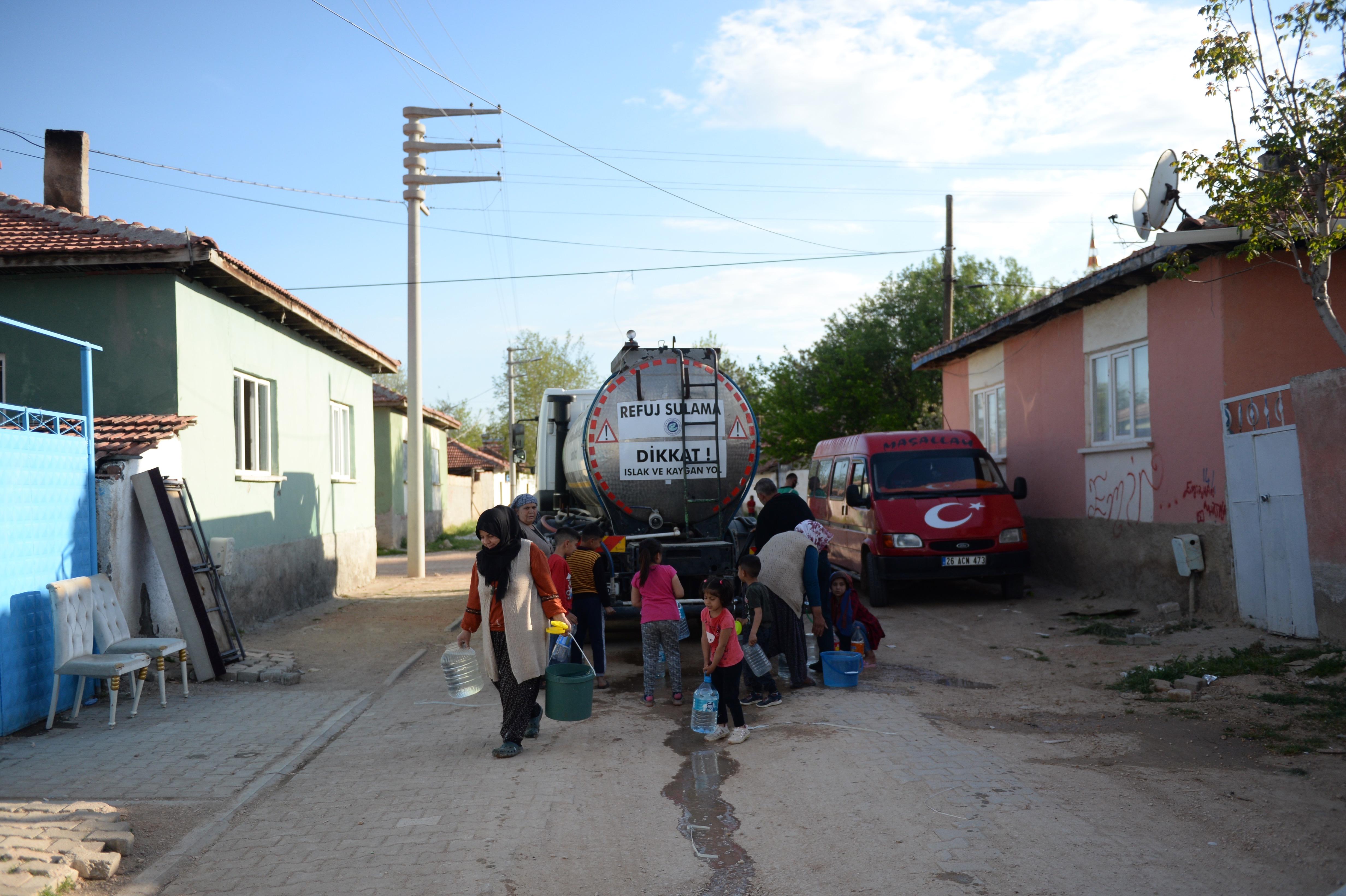 Eskişehir'de içme suyuna zirai ilaç karıştı! Biri çocuk 2 kişi rahatsızlandı