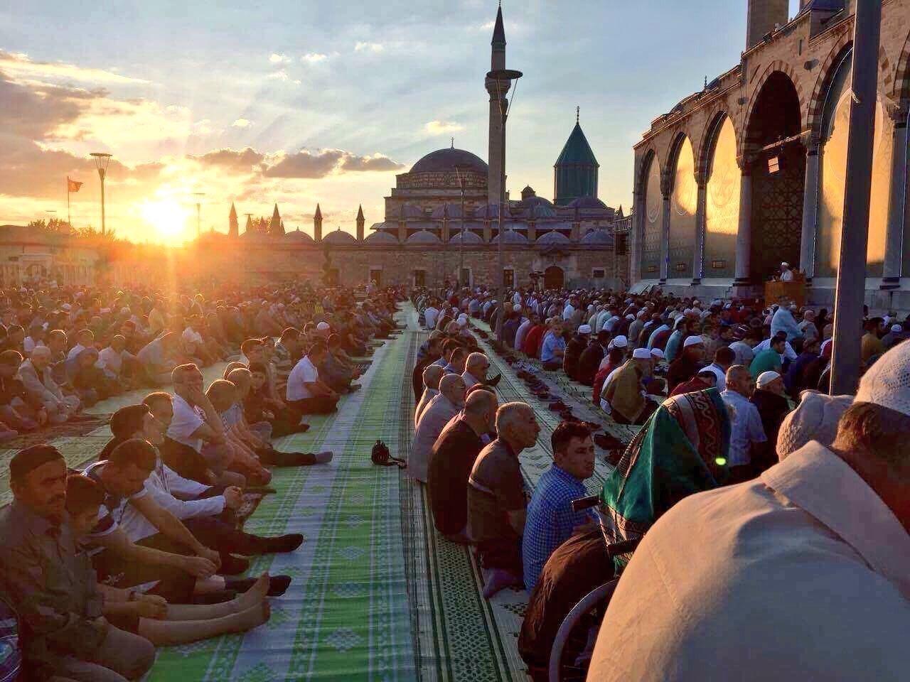 İstanbul Ramazan bayram namazı saat kaçta 2021?