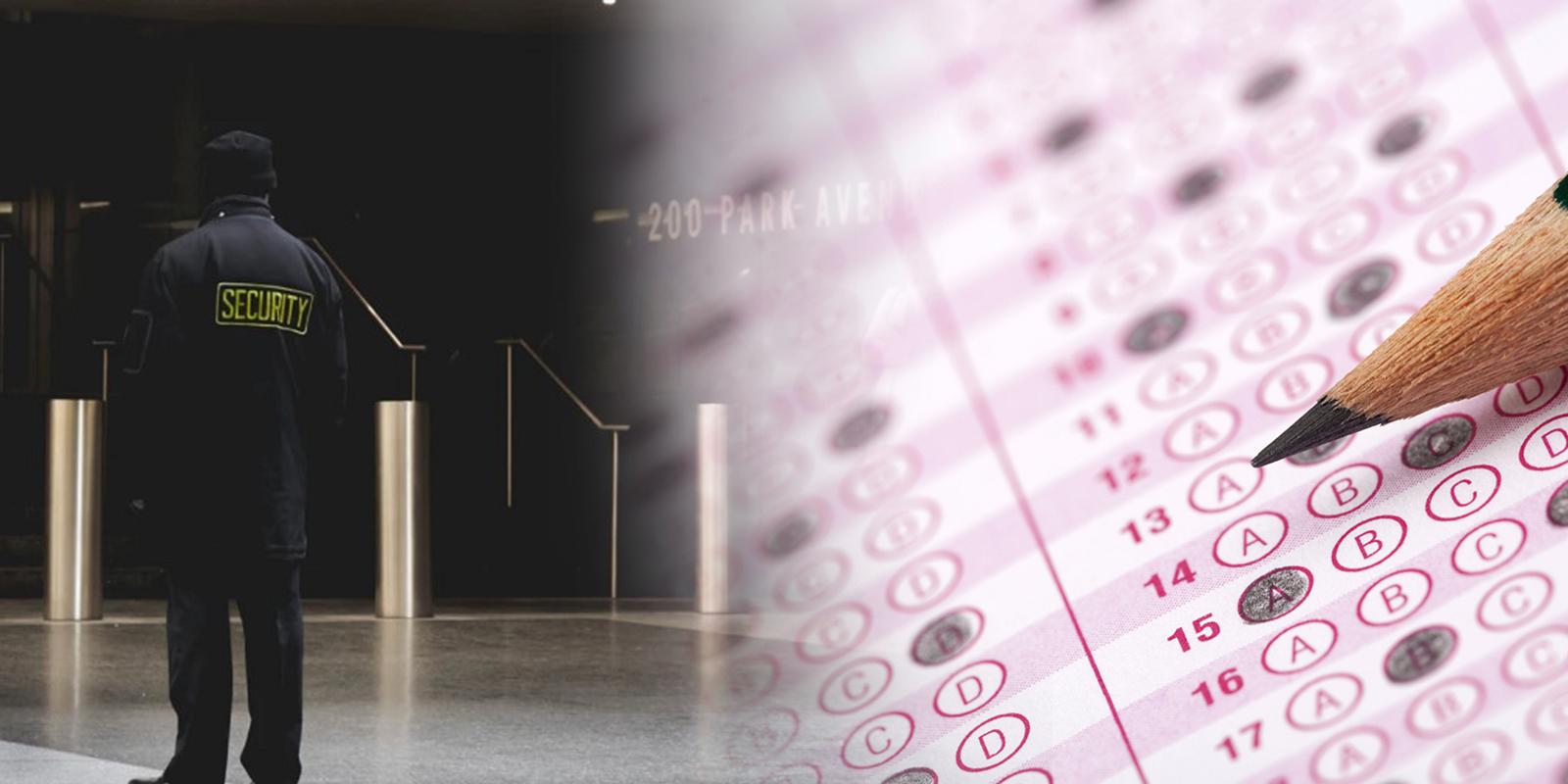 Özel Güvenlik sınav sonuçları açıklandı mı 2021? 91. Dönem ÖGG sınav sonuçları nasıl öğrenilir?