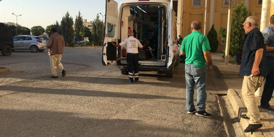Midyat'ta motosiklet kazası: 2 yaralı