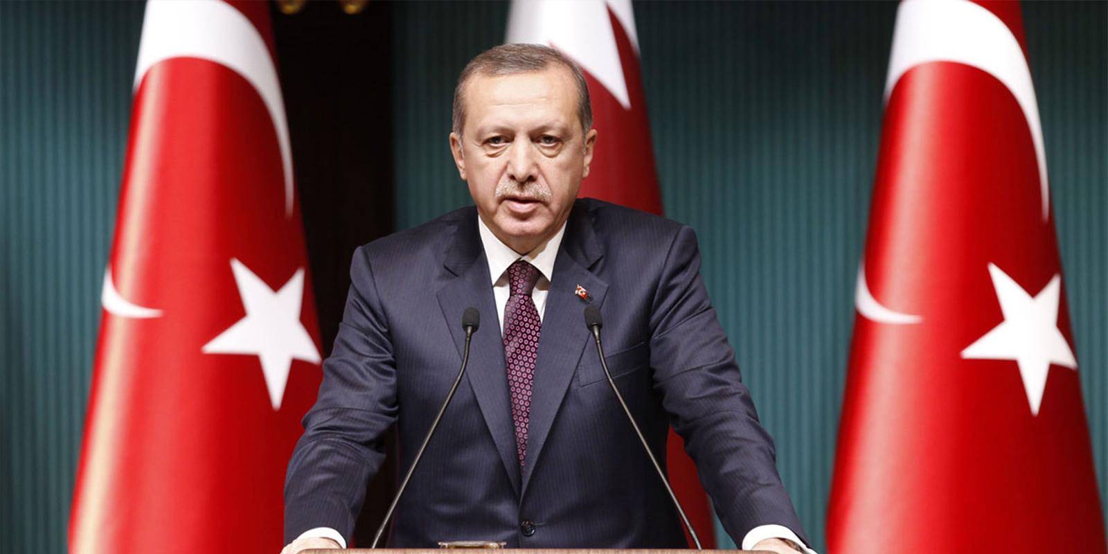 SON DAKİKA! Cumhurbaşkanı Erdoğan Filistin Devlet Başkanı Abbas ile görüştü