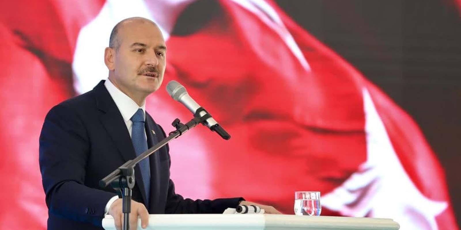 SON DAKİKA! Bakan Soylu'dan Cumhuriyet gazetesine çok sert tepki!
