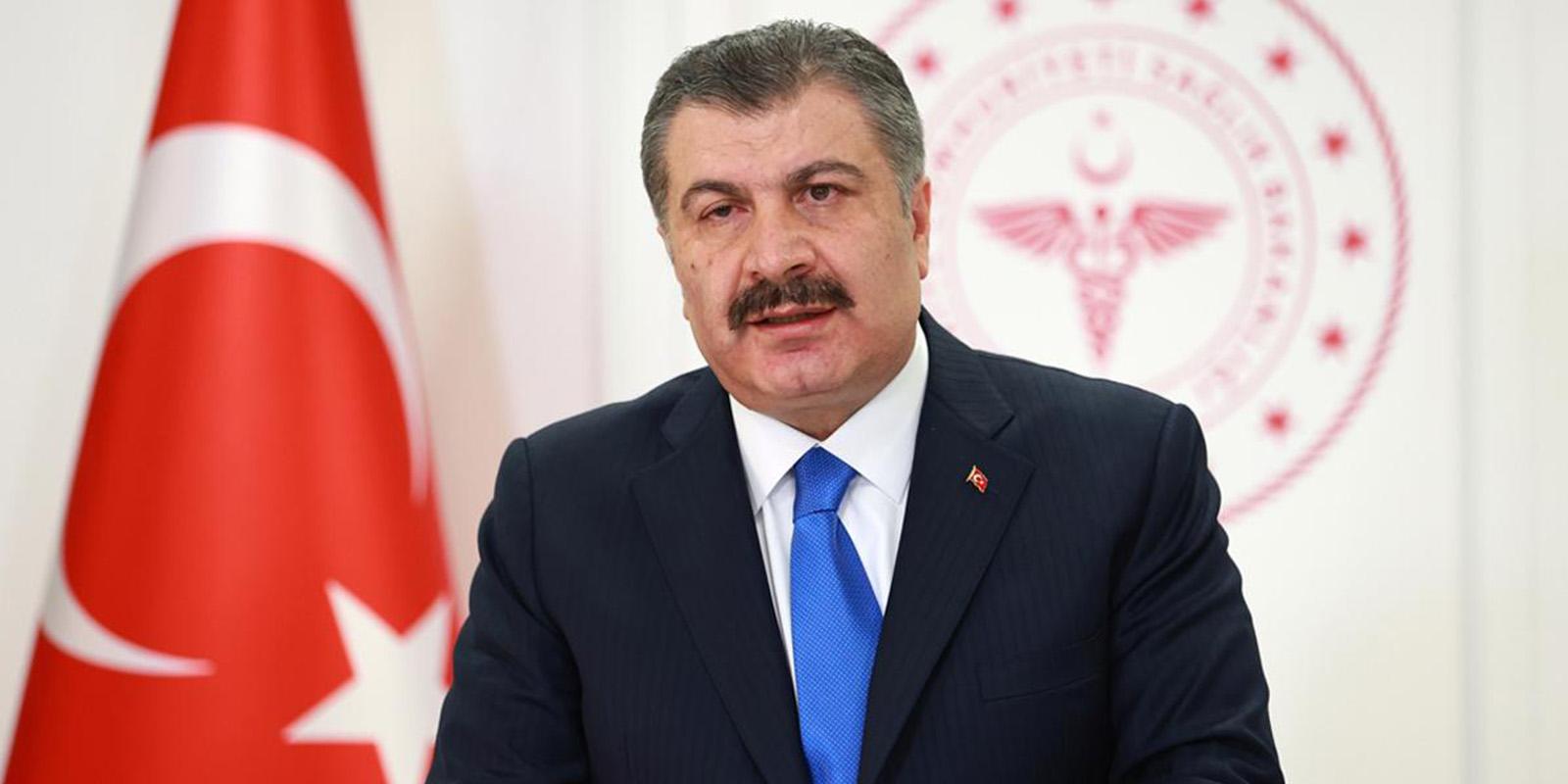 SON DAKİKA! Sağlık Bakanı Koca, vaka sayısı en çok azalan illeri açıkladı!