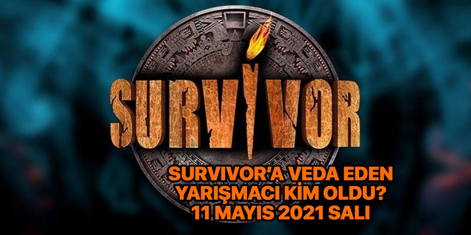Survivor 2021 iletişim oyununu kim kazandı? | Survivor kim elendi? 11 Mayıs Salı