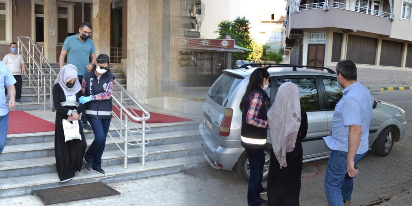 4 günlük bebeğini ölüme terk eden vicdansız anne tutuklandı!