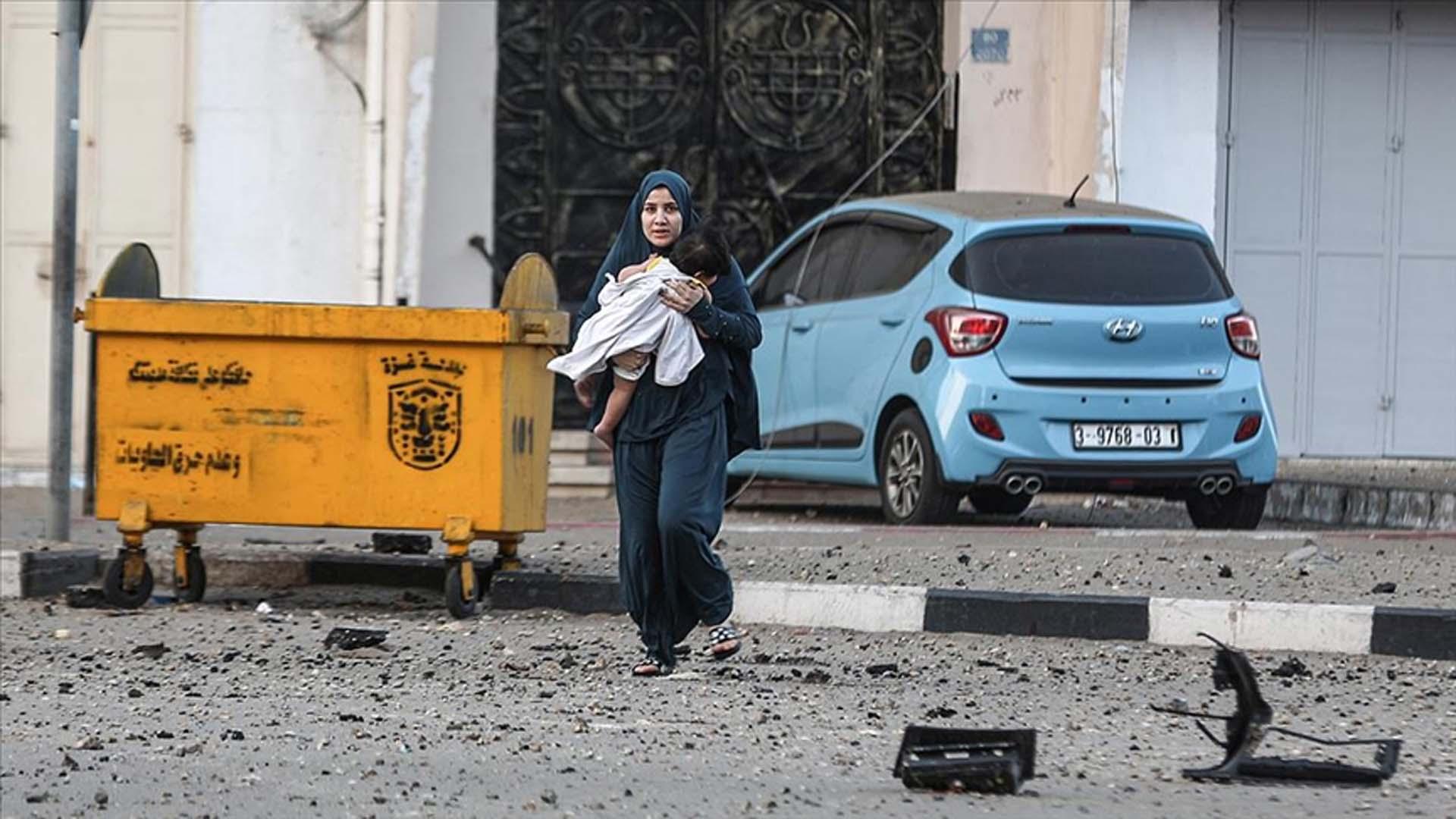 Son dakika | Filistin Sağlık Bakanlığı acı haberi açıkladı: Şehit sayısı 43, yaralı sayısı 296