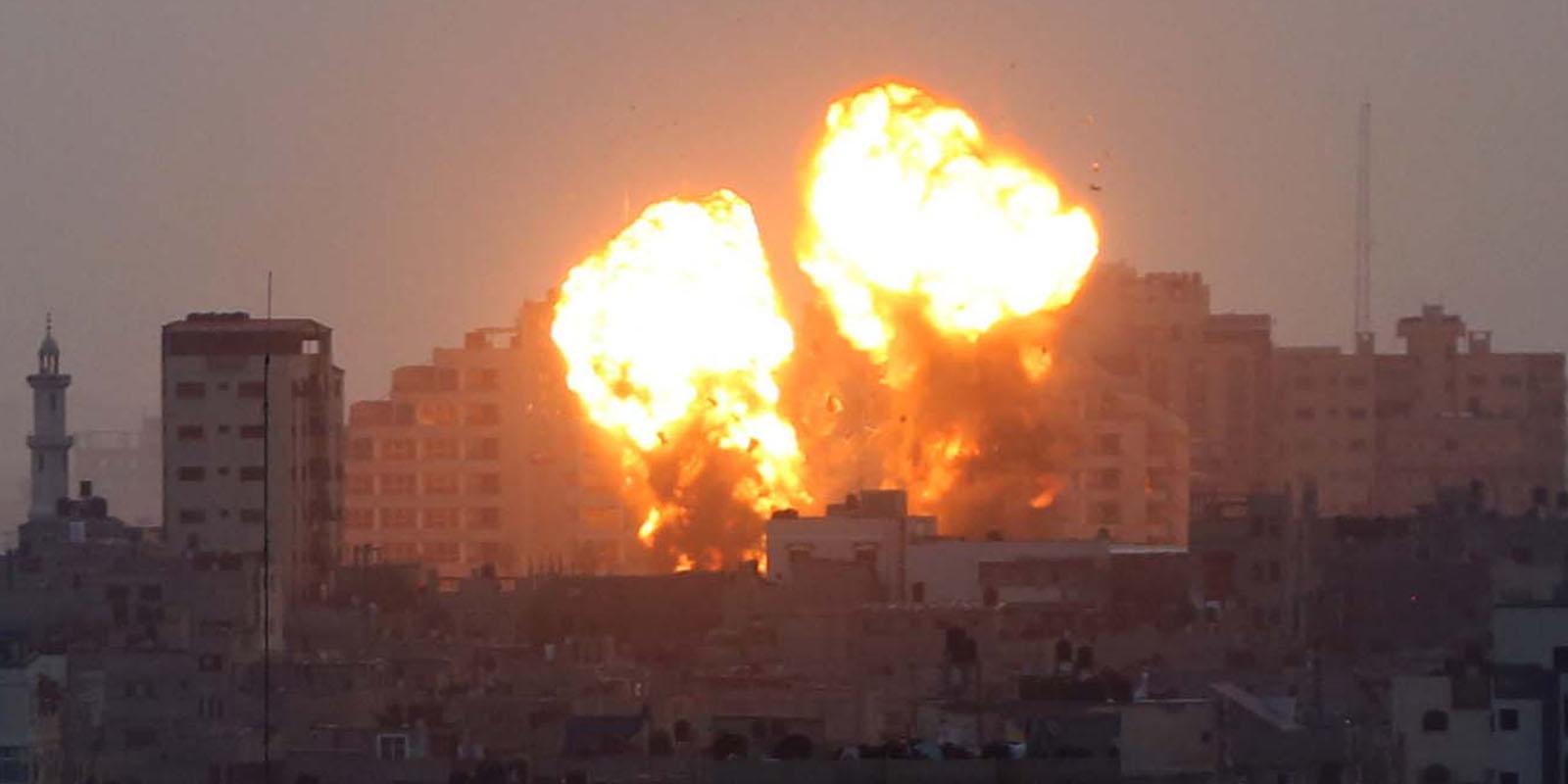 İsrail Savunma Bakanı Gantz'dan skandal açıklama: Gazze'ye yönelik saldırıları sürdüreceğiz!