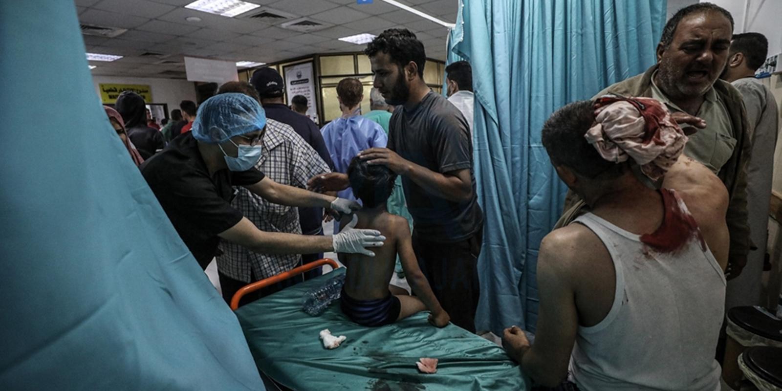 Son dakika | İsrail terörü sürüyor: 2'si çocuk 9 Filistinli daha şehit oldu