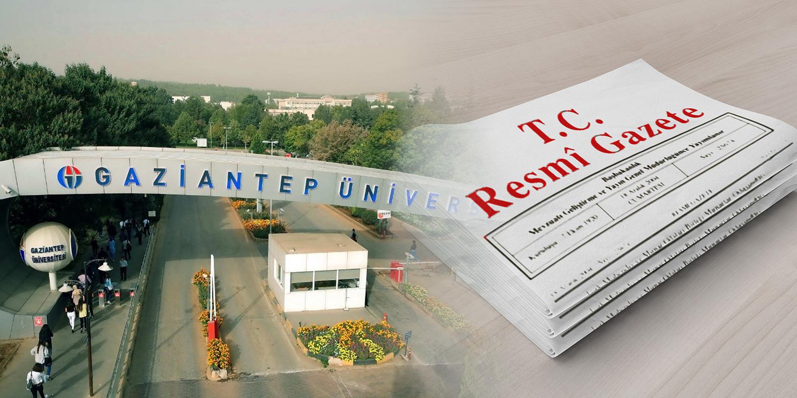 Gaziantep Üniversitesi personel alımı 2021| Gaziantep Üniversitesi sözleşmeli personel alımı ilanı 2021