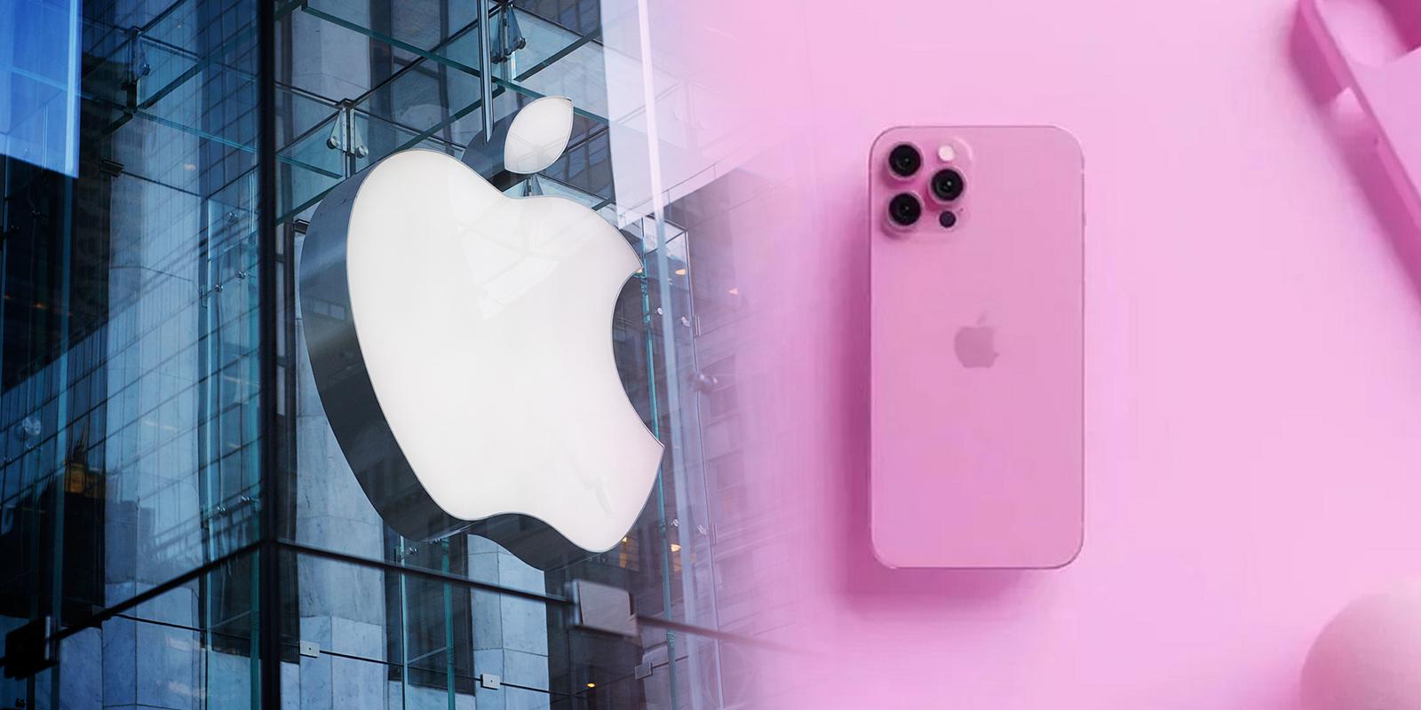iPhone 13 şaşırtabilir! Apple'dan kullanıcılara pembe sürpriz
