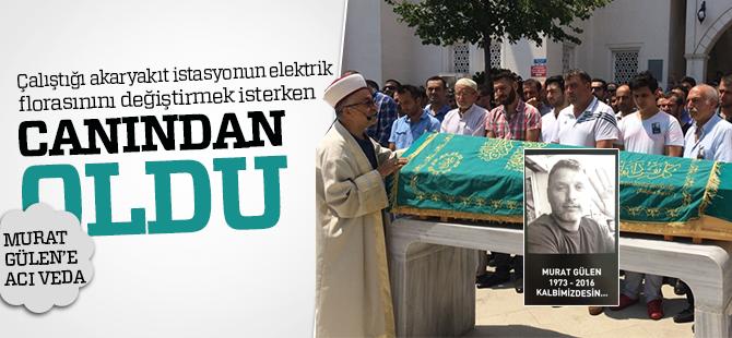 Hayatını kaybeden petrol işçisi Murat Gülen Son Yolculuğuna Uğurlandı