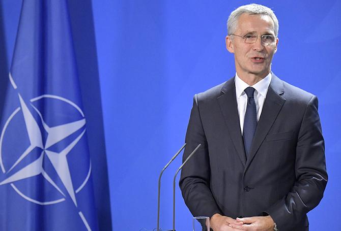 NATO Genel Sekreteri Jens Stoltenberg: Türkiye için güvenlik tedbirlerine katkılarımızı artırdık