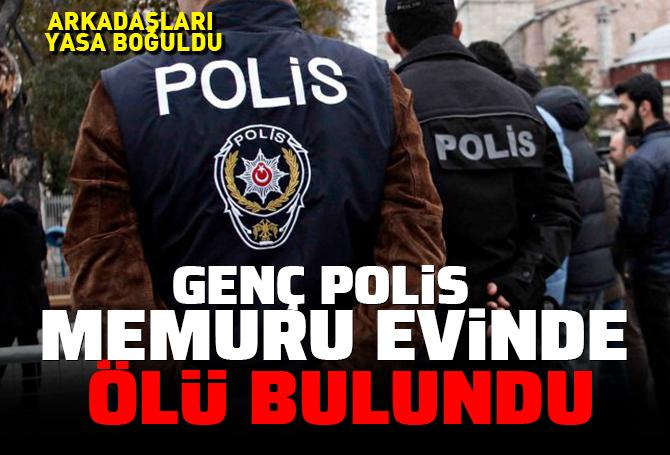 Burdur'dan kahreden haber! 26 yaşındaki polis memuru ölü olarak bulundu