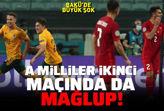 Türkiye 0 - 2 Galler | MAÇ SONUCU