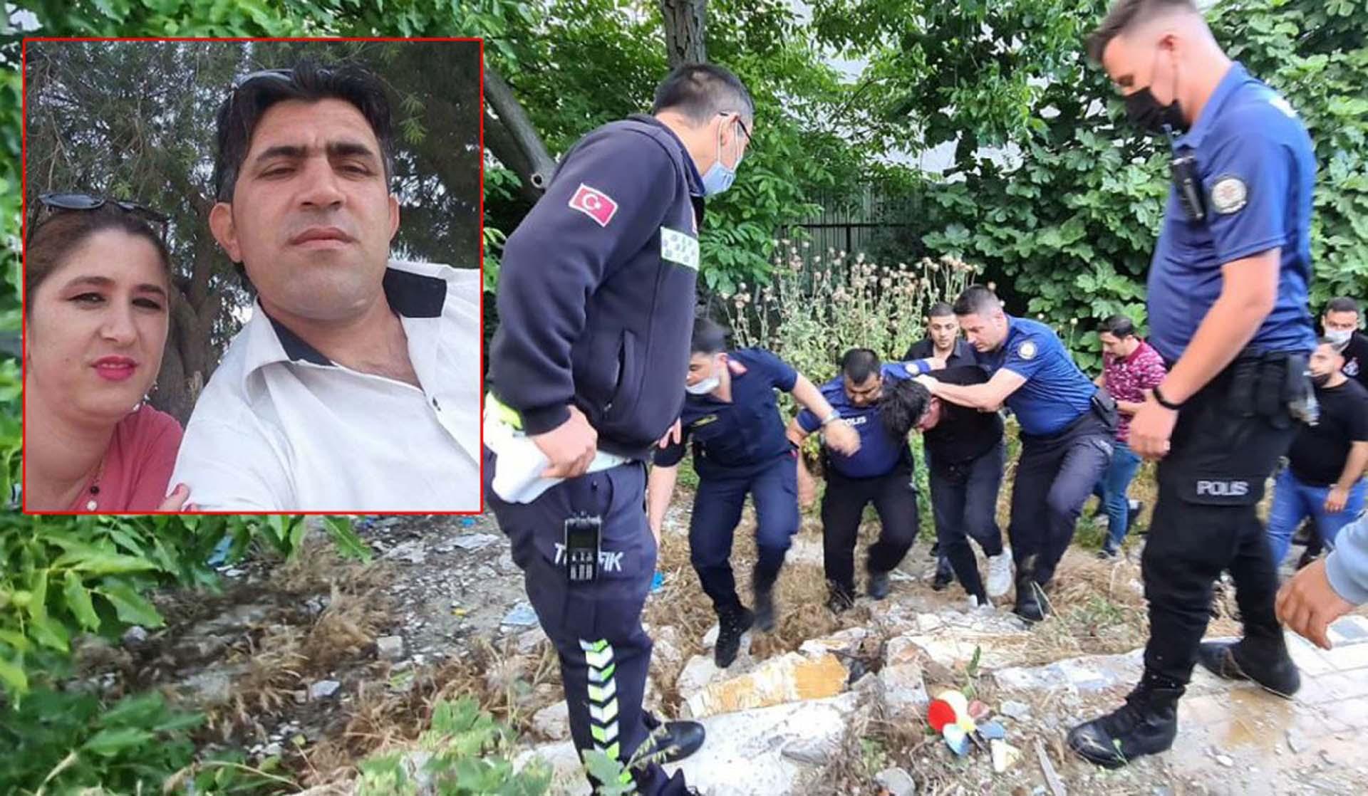 Adana'da kadın cinayeti! Erdal Çavuş, iki çocuk annesi eşi İlknur Çavuş'u silahla vurarak öldürdü! Yakalandığı yer şaşkınlık yarattı