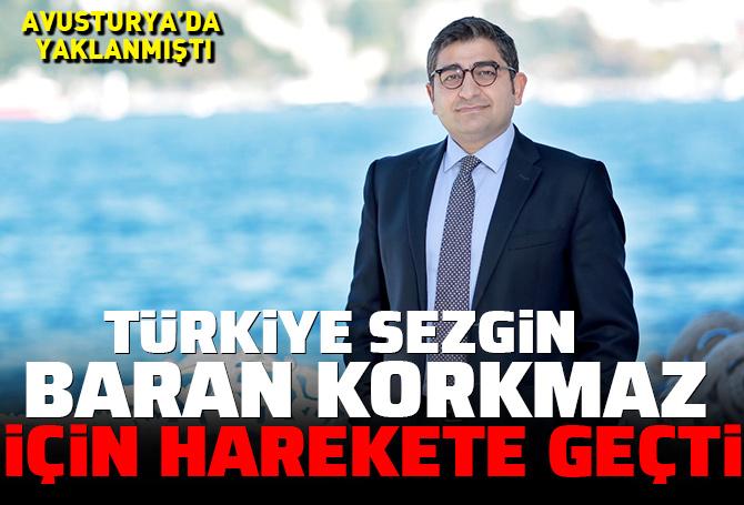Son dakika | Avusturya'da tutuklanan Sezgin Baran Korkmaz'ın Türkiye'ye iadesi için işlemler başladı