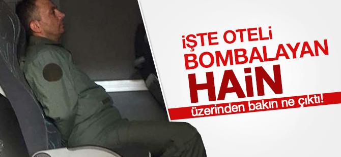 Oteli bombalayan pilotun üzerinden Fethullah Gülen'in duası çıktı