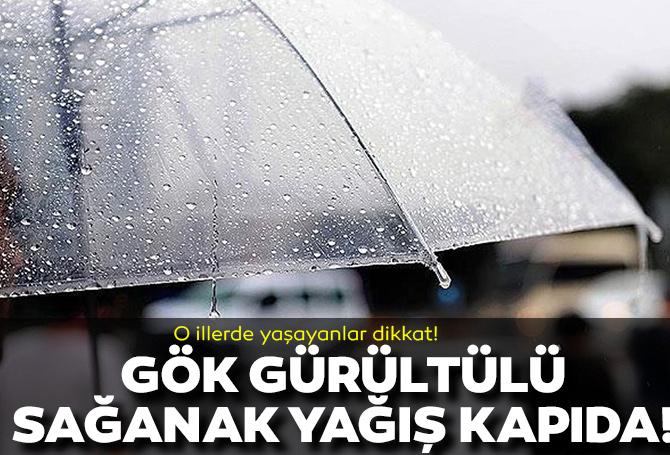 Bugün hava nasıl olacak? Meteoroloji uyardı: O illerde gök gürültülü sağanak yağış! İşte 18 Eylül Cumartesi il il hava durumu...