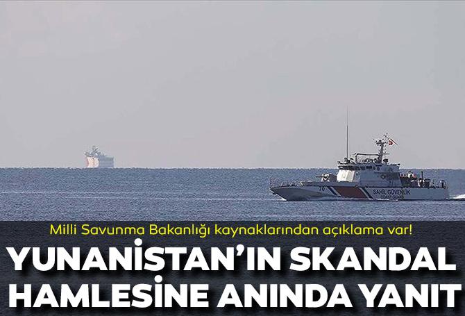 Son dakika | Yunanistan'ın provokasyonuna Türkiye'den karşı yanıt: İtiraz NAVTEX'i yayınlandı