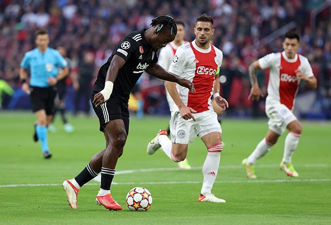 Ajax 2 - 0 Beşiktaş | MAÇ SONUCU
