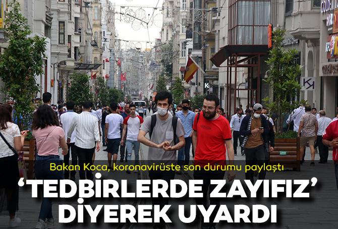 20 Ekim 2021 Çarşamba Türkiye Günlük Koronavirüs Tablosu | 24 saat bugünkü korona tablosu| Coronavirüs vaka ve ölüm sayısı kaç oldu?