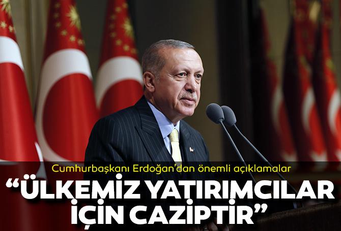 Cumhurbaşkanı Erdoğan'dan Bölgesel Finans Konferansı'na video mesaj: Ülkemiz yatırımcılar için cazip bir mevzuata sahiptir