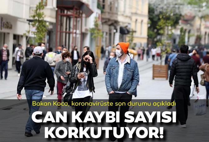 Son dakika! 22 Ekim 2021 Cuma Türkiye Günlük Koronavirüs Tablosu | 24 saat bugünkü korona tablosu | Coronavirüs vaka ve ölüm sayısı kaç oldu?