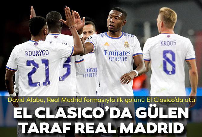 Barcelona 0 - 1 Real Madrid | MAÇ SONUCU