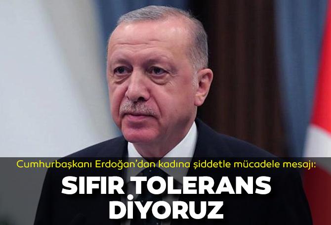 Cumhurbaşkanı Erdoğan'dan Kadınlarla Büyük Türkiye Yolunda dikkat çeken açıklama!