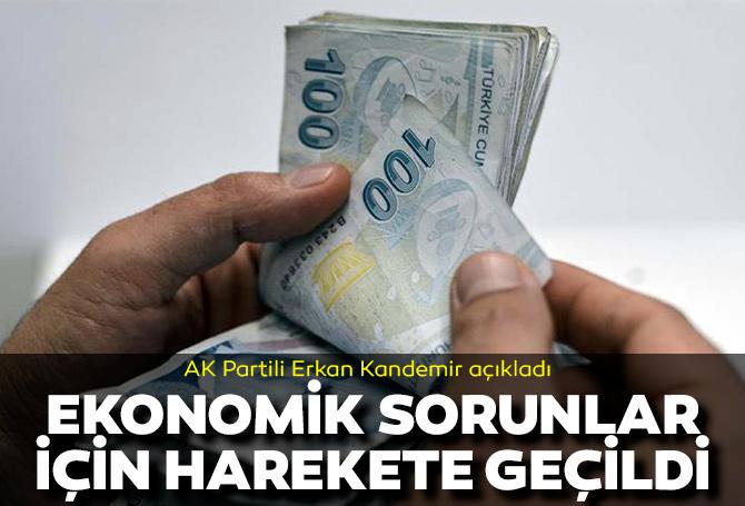 """AK Parti ekonomik sıkıntılar için harekete geçti! """"Dar gelirli vatandaşlarımızı rahatlatacak müdahaleleri göreceğiz"""""""