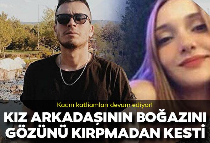 Denizli'de kadın katliamı! Şebnem Şirin evinde erkek arkadaşı Furkan Zıbıncı tarafından boğazı kesilerek öldürüldü