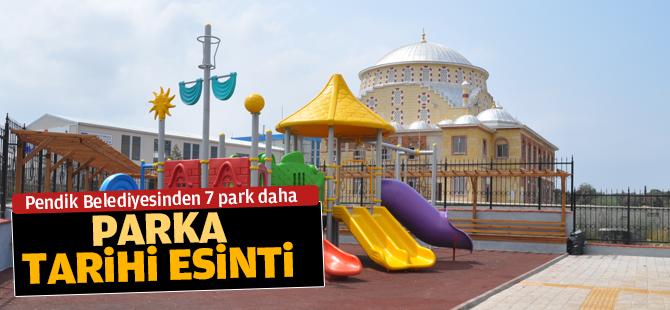 Parka Tarihi Esinti