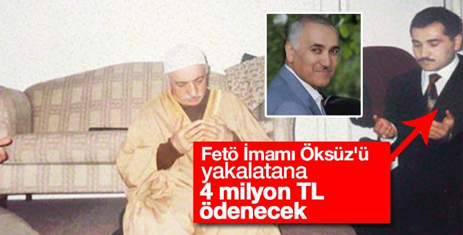 """FETÖ İmamı"""" Adil Öksüz'ün yakalatana servet ödenecek!"""
