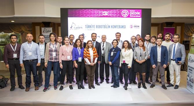Robotbilim Konferansı Akademi ve Endüstri Dünyasını Bir Araya Getirdi