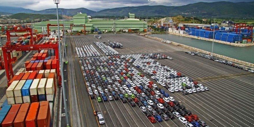 Bursa'nın ihracatını otomotiv uçurdu