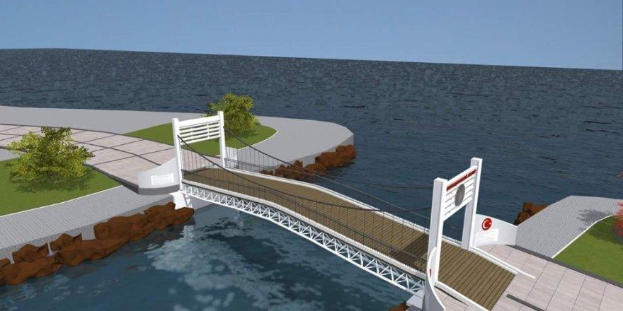 Lapseki'ye yeni köprü