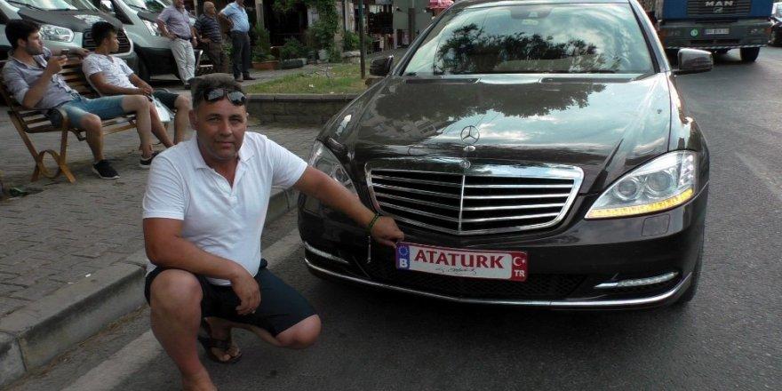 Belçika'da yaşayan gurbetçinin sınır tanımayan 'Atatürk' sevgisi