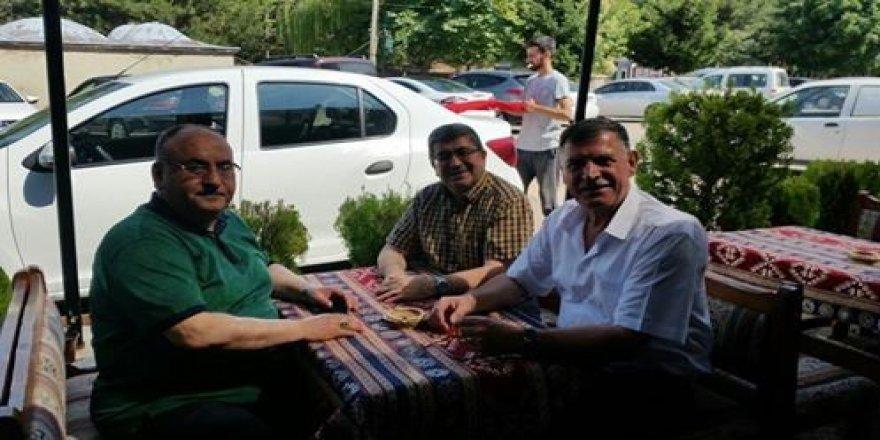 Ümraniye Belediye Başkanı Can'dan Bilecik'e ziyaret