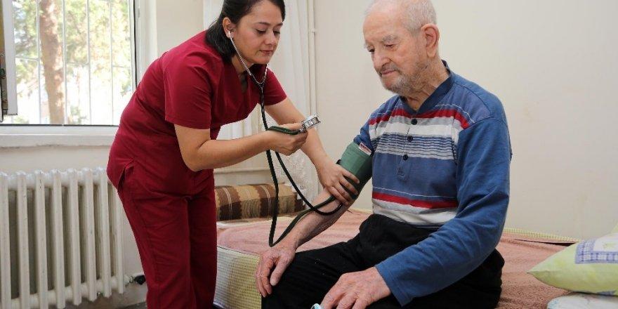 Yenimahalle'de sağlık hizmeti ayağınıza geliyor