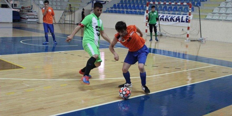 Görme Engelliler Futsal müsabakaları başladı