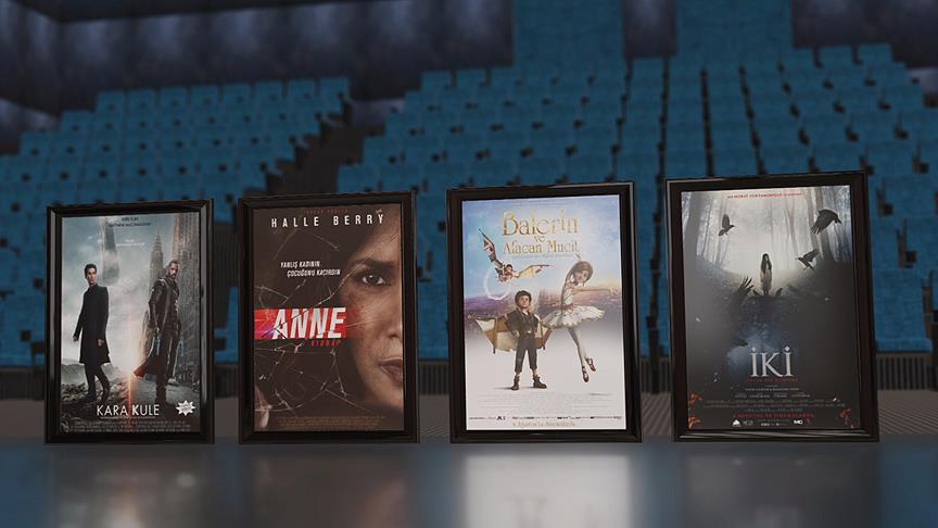 Bu hafta vizyona girecek olan filmler 2017