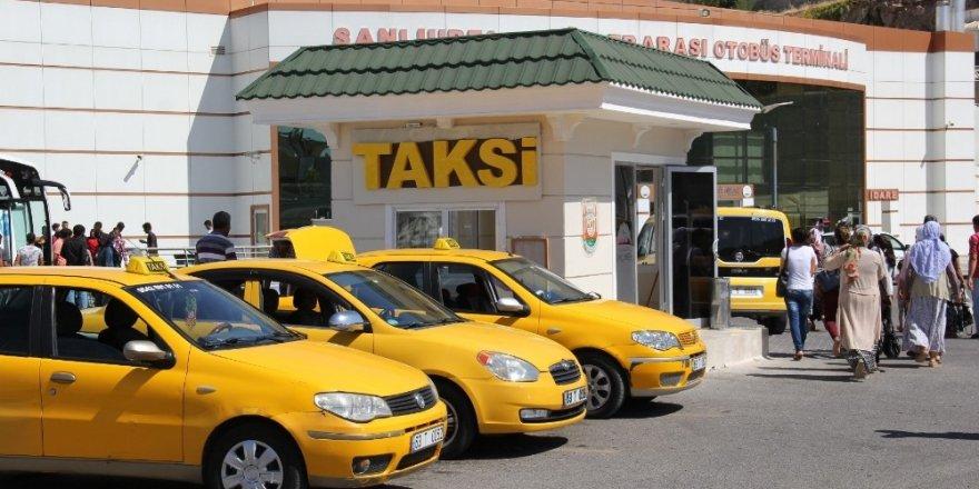 Şanlıurfa'ya modern taksi durakları