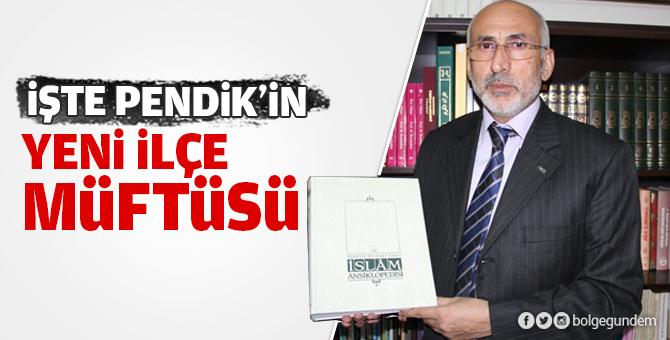 Pendik İlçe Müftülüğüne Mehmet Yaman getirildi