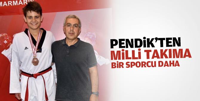 Pendik'ten Milli Takıma Bir Sporcu Daha