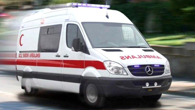 Pendik'te otomobil takla attı: 1 yaralı!