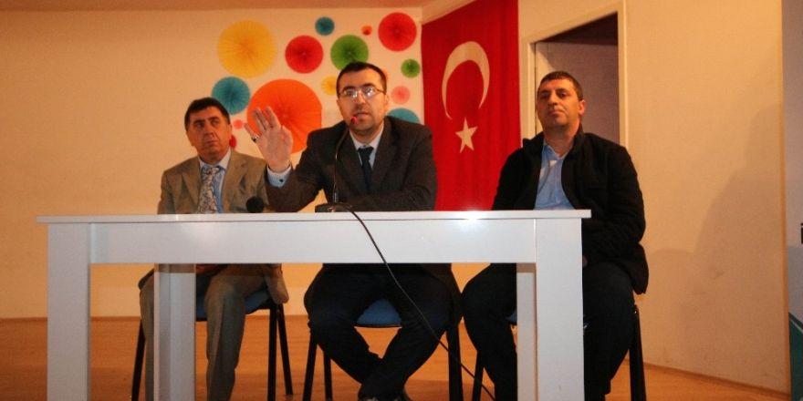 Beyşehir'de 15 Temmuz gazileri yaşadıklarını anlattı