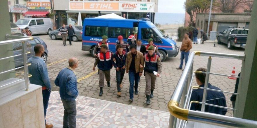 Giresun'da uyuşturucu operasyonu: 2 tutuklama