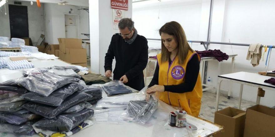 'Çocuklar Üşümesin Projesi'nin ilk etabı Ardahan'da başladı