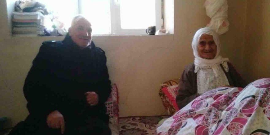 Kulp Kızılay'dan hasta ziyaretleri devam ediyor