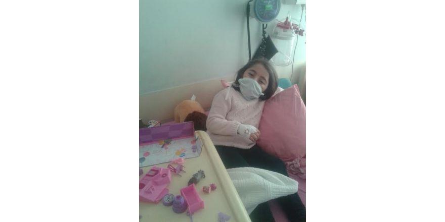 Grip ve yüksek ateş için gittiği hastanede karaciğerinden oldu